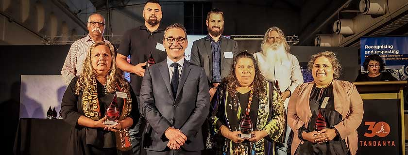 The Premier's COVID-19 Aboriginal Community Leadership Awards recognised 13 Aboriginal communities whose outstanding approaches kept South Australians safe.