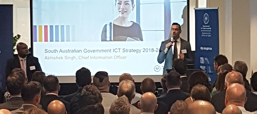 Picture from ICT Strategy Forum