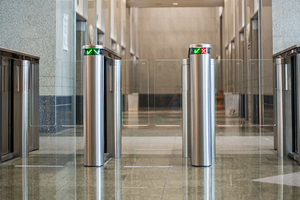 security entrance scanners