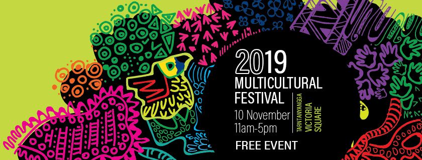 Banner: 2019 Multicultural Festival