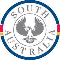 Picture of the State Badge