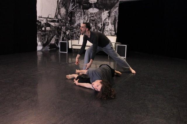 Zoe Dunwoodie and Andrew Barnes